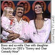 Sonny Bono | Friday's funeral