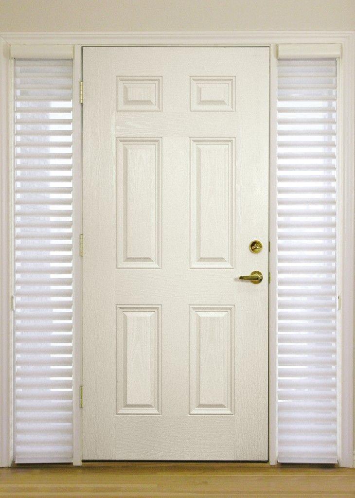 Beautiful Front Door Side Window Curtains : Curtains For Sidelights On  Front Doors Side Window Curtain