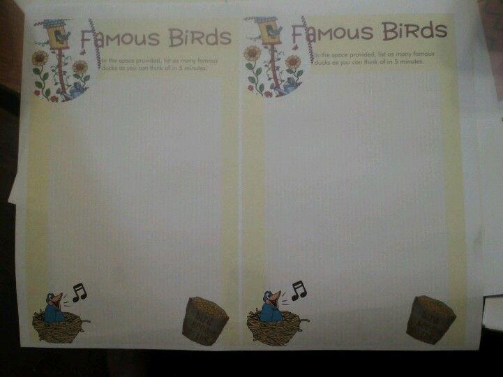 Bird Names | Bird Baby Name Meanings | Baby Names