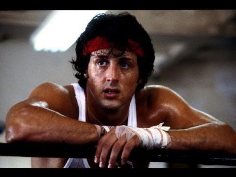 Rocky Music video - Eyes Of Tiger (Survivor)