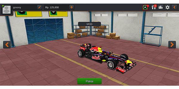 Yuk Download Mod Bussid Mobil Balap Paling Cepat Vehicle F1 Redbull Ngebut Dijalan Up To 200 Km Jam Tidak Oleng Di 2021 Mobil Balap Mobil Futuristik Balap F1