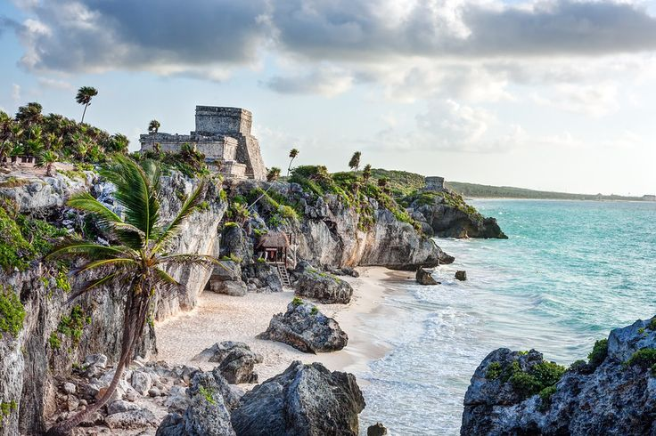 Visiting The Mayan Ruins Of Tulum In Mexico • Expert Vagabond