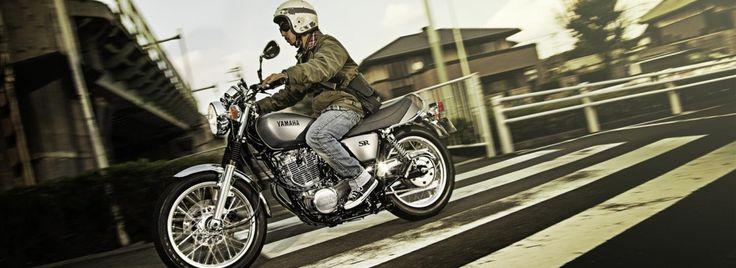 SR400 | Yamaha Motor Australia
