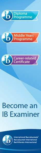 Become an IB Examiner - International Baccalaureate