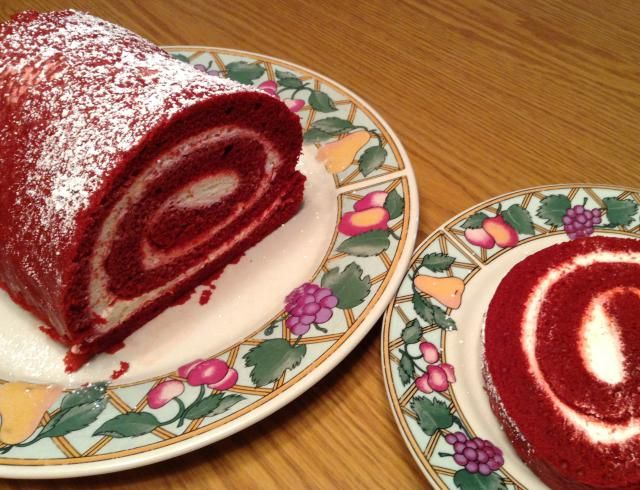 Red Jelly Cake Recipe: 1047 Best Images About Creative CAKE ROLLS On Pinterest