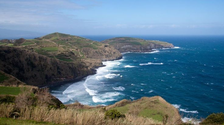 Referred to locally as 'The Green Island,' Sao Miguel is the largest and most populous island in the Portuguese archipelago of the Azores. Located in the Atlantic Ocean, its scenery offers sandy beaches, green hills and plains and crystal-blue ocean views. (Flickr/Tim Sackton)  50 Amazing Mediterranean Destinations You Have To See (PHOTOS) | The Weather Channel