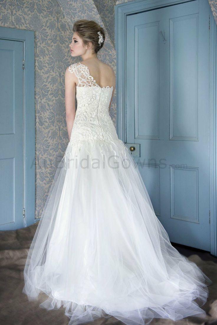 87 best Wedding dress images on Pinterest   Short wedding gowns ...