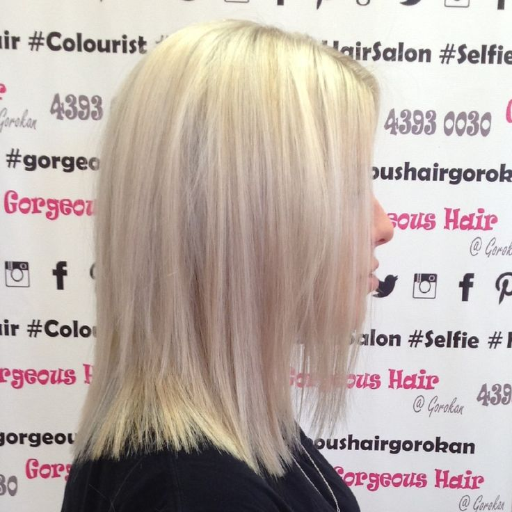 #hairbyJessica @gorgeoushairgorokan #blonde #hair #midlength #centralcoastsalon #highlights