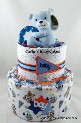 Hey, I found this really awesome Etsy listing at https://www.etsy.com/listing/218777901/boy-diaper-cake-sports-diaper-cake-blue