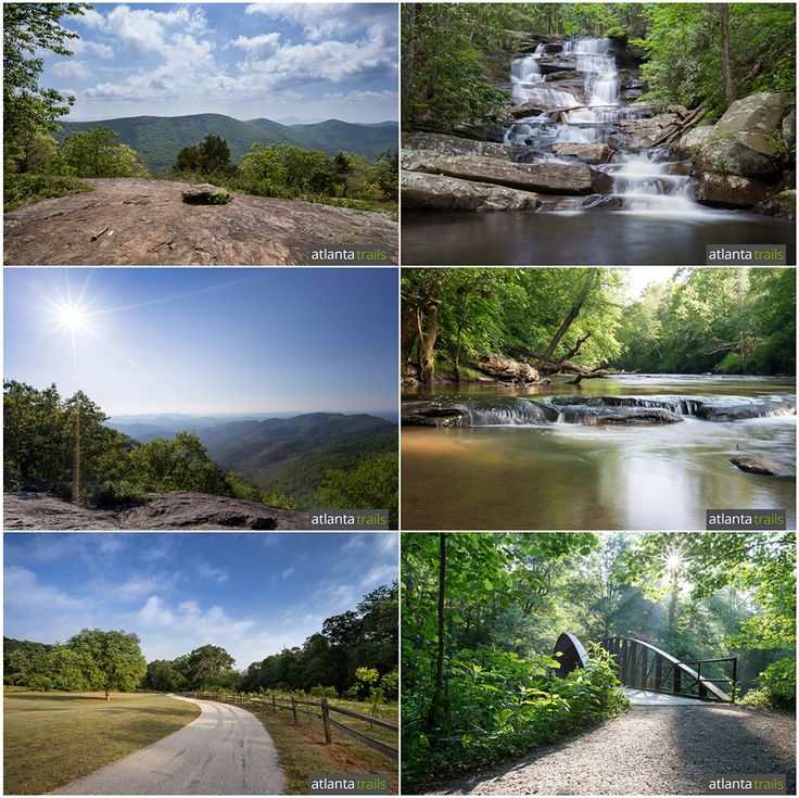 Find your next Georgia adventure with the Atlanta Trails photo search