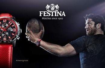 """Reloj Festina modelo F20339-5 Colección """"The Originals"""" #reloj #relojes #moda #deporte #festina #watch #watches http://blgs.co/vPeM3v"""