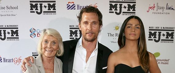 Yup, Matthew McConaughey Has The Cutest Family Ever