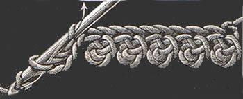 Heirloom Crochet - Vintage Crochet Stitches - DMC ❥Teresa Restegui http://www.pinterest.com/teretegui/❥