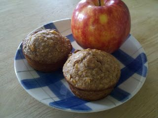 Bishops Storehouse Recipes: Apple Oatmeal Muffins