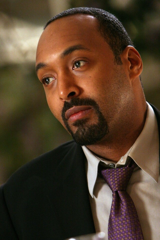 Jesse L Martin (Tom Collins in Rent)