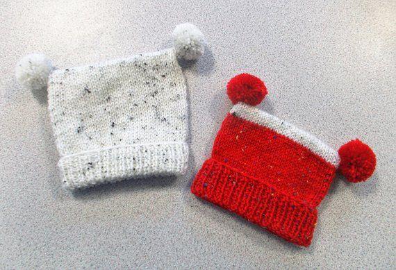 Jackson Baby Toddler Teabag Hats Knitting Pattern Etsy Baby Hats Knitting Hat Knitting Patterns Baby Hat Knitting Pattern