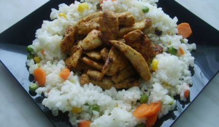Čínske mäso