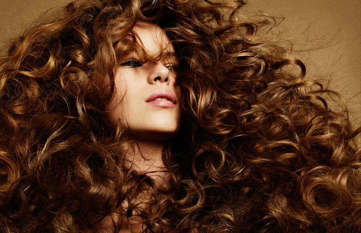 Big hair - shot by David Oldham - love the color