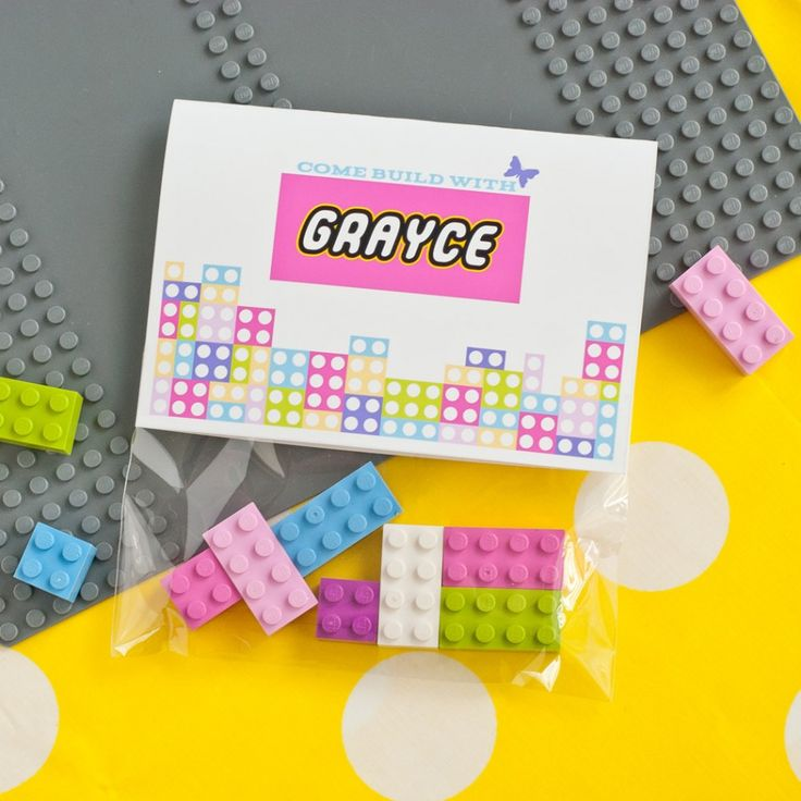 100+ best Lego Party theme images by Lisa Frank on Pinterest ...