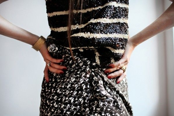 pattern and texture mash up