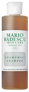 """@Alice Richardson A replacement for Kiehl's? """"Pure and natural, our Chamomile Shampoo uses Chamomile Extract and Coconut Oil clean and moisturize your hair. http://www.mariobadescu.com/chamomile-shampoo?utm_source=pinterest_medium=social-media_campaign=hair  #shampoo #hair"""