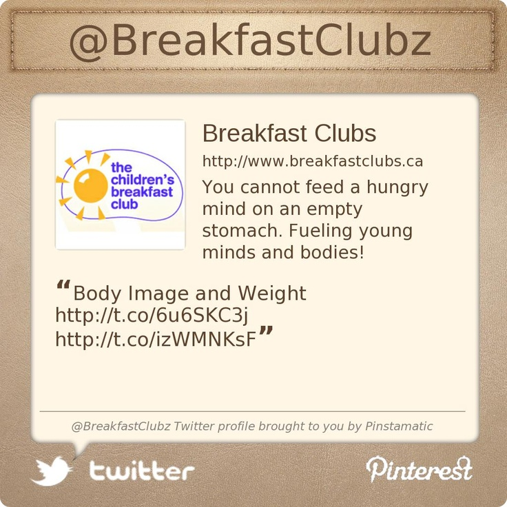 @BreakfastClubz's Fueling young minds and bodies