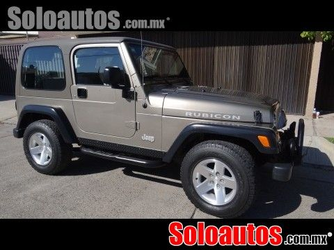 JEEP Wrangler 2004 Arena Manual, Zapopan, Jalisco, ID 912355