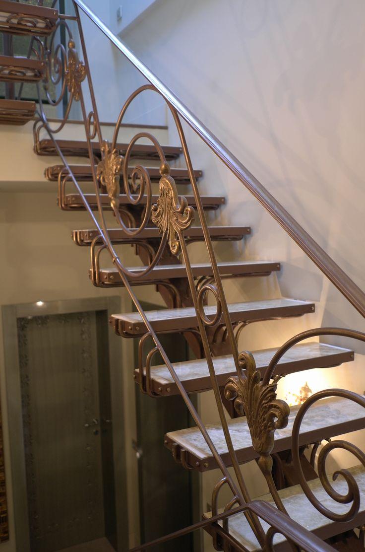Эскизы, чертежи, лестница в дом. Заказать: http://www.metal-made.ru/contacts/