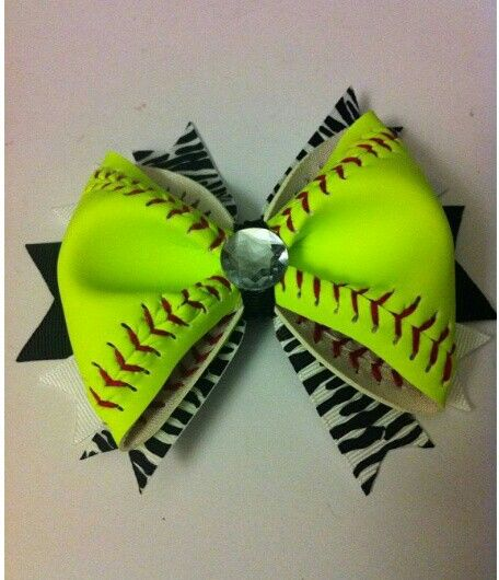 I will so make this for my softball next year but not zebra print