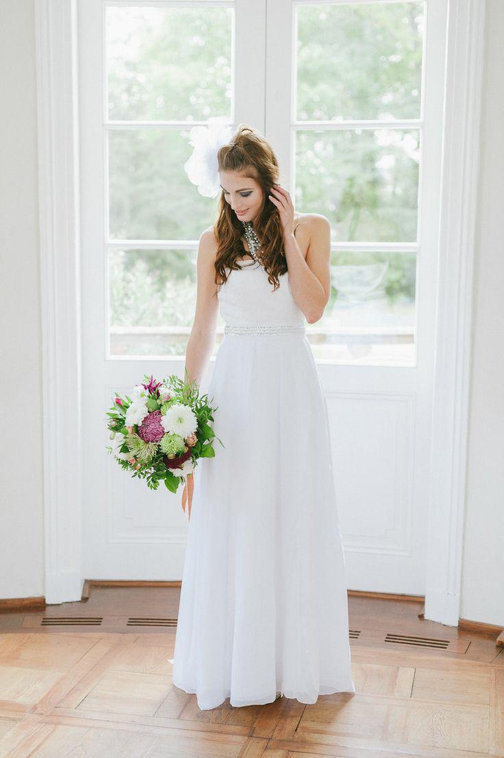 Sina Fischer Bridal Couture – für jede Braut das perfekte Kleid Modell Susetta