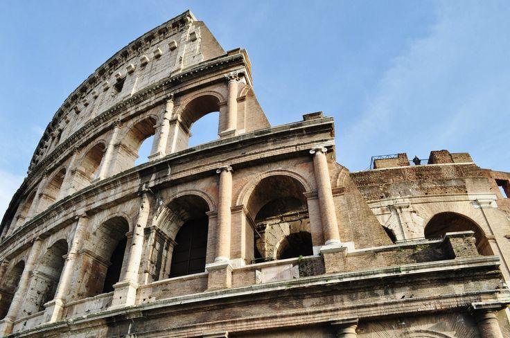 Coliseo, Roma Italia