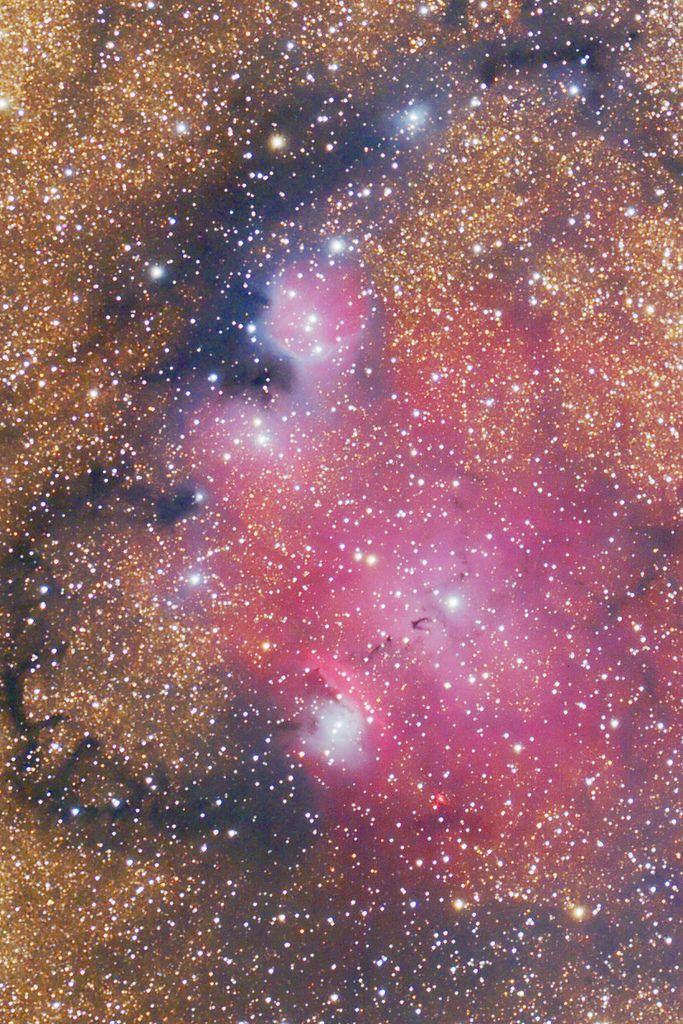 IC4685 with FSQ-106ED | by hirocun Mauna Loa Observatory on the shoulder of Mauna Loa in the Big Island, Hawaii
