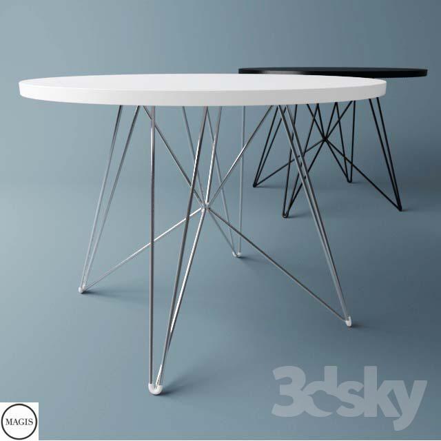 Magis / Tavolo XZ3 Table, Round