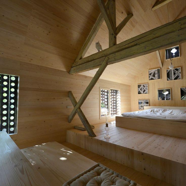 Alpine Barn Conversion by Ofis arhitekti_12
