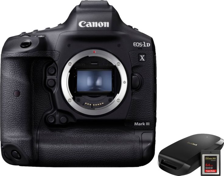 Best Buy Canon Eos 1d X Mark Iii Dslr Camera Body Only With Memory Bundle Black 3829c019 Dslr Camera Canon Eos Digital Slr