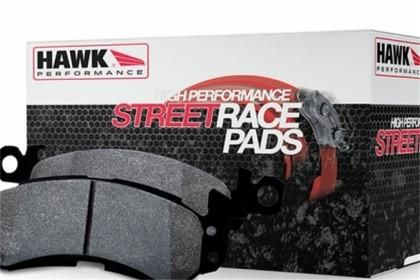 HB726R.582 Hawk Brake Pads HPS Race- Front - C7 Corvette. Improve the stopping power of your C7 Corvette with the HPS Race Brake Pads. Hawk Brake Pads push the limits of your ABS System and provide improved pedal feel, decreased stopping distances and minimal high heat fade. The HPS Race C7 Corvette Brake Pads provide ultimate Performance for Street and Race Corvette's. Aggressive Torque Control with Brake Temps up to 1200 degrees and smooth predictable Control. Designed to deliver High ...