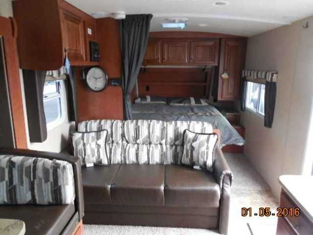 2016 New Northwood Arctic Fox 25R Travel Trailer in Oregon OR.Recreational Vehicle, rv, 2016 Northwood Arctic Fox 25R, Extremely well constructed in Oregon. True Four Seasons insulation. Has slide for dinette, rear bathroom, and front island queen bed. Equipped with Fan vent - bathroom (exhaust only) and thermal pane windows.  2016 Northwood Arctic Fox 25R When you purchase an Arctic Fox, you are investing in the best quality materials, construction and craftsmanship. That is why the…