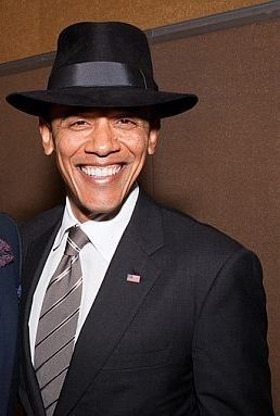 This man absolutely rocks! I have such respect for him. He held his office with dignity and grace used logic and reasoning in all his decisions. History will show that he worked hard for the people and was effective against unprecedented odds. I see this face and I have to smile. Kudos to you, Barack Obama. And thank you!