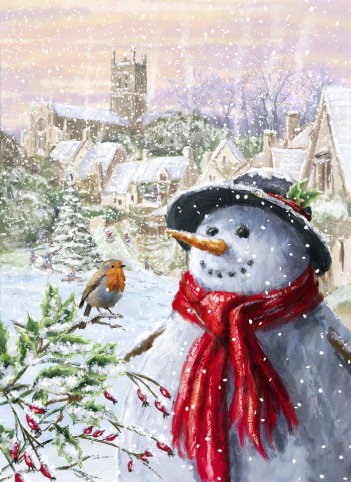 Pin di UNICORNO PORCELLANE & DIGITAL PAPERS su CHRISTMAS ...