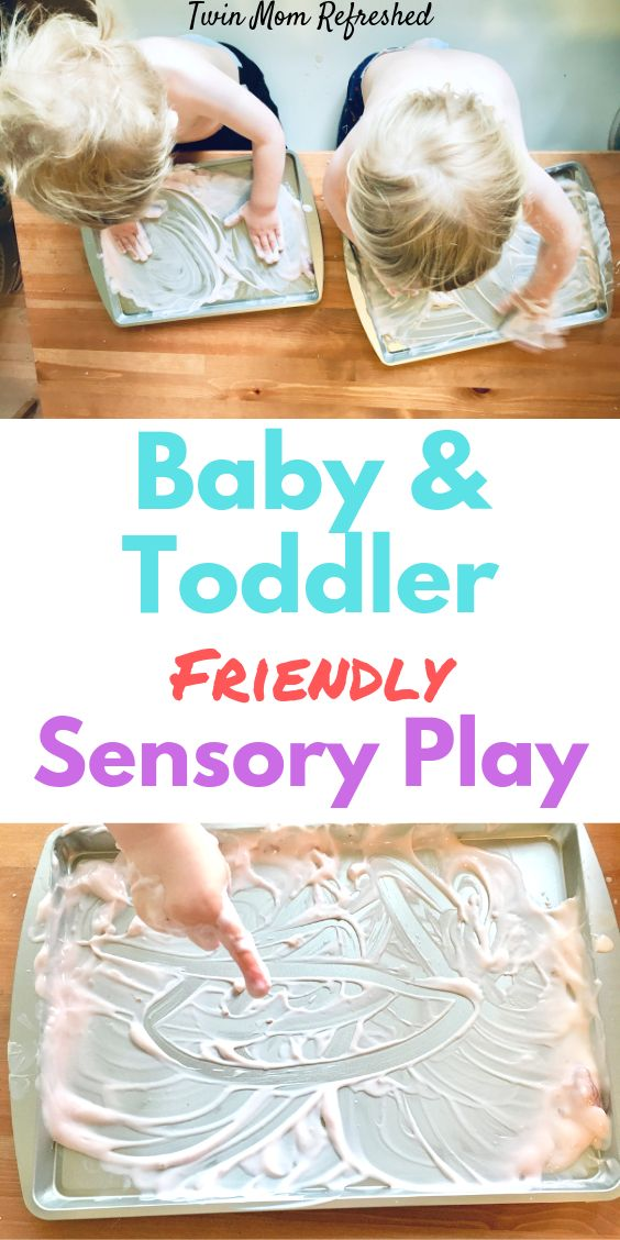 Baby and Toddler-Friendly Sensory Activity- Fun, Engaging, and Edible Activity