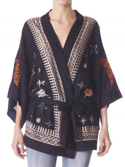 Odd Molly Myway Kimono from. Bohemia