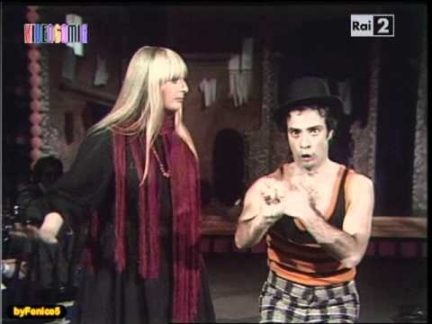 'A cammesella - Gabriella Ferri e Enrico Montesano