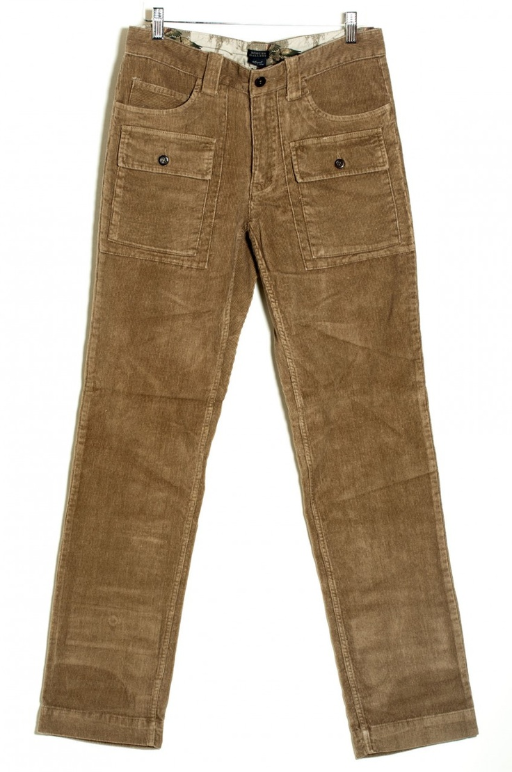 ROGUES GALLERY - CORDUROY SUPPLY PANT