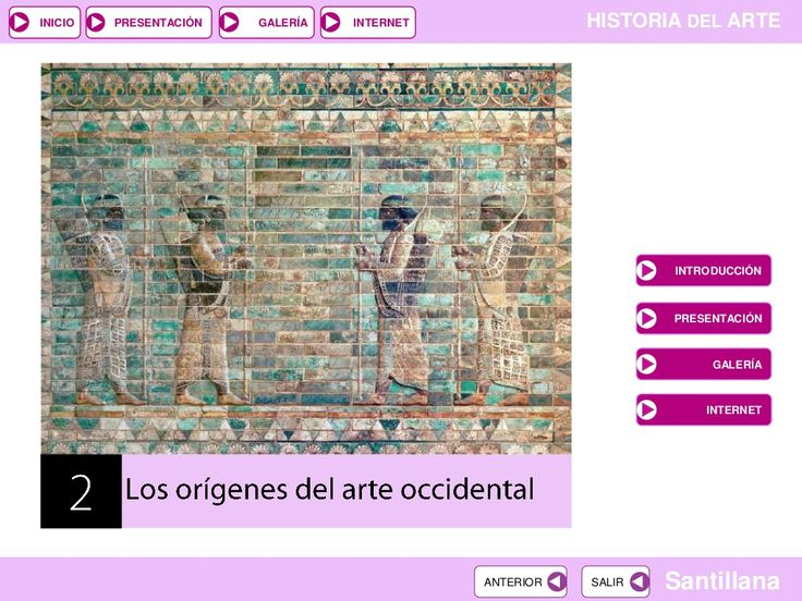 Tema 2: El arte egipcio by mbellmunt0 via slideshare
