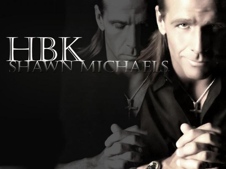 Shawn Michaels Hbk Wwe Desktop Background Wallpaper Hd