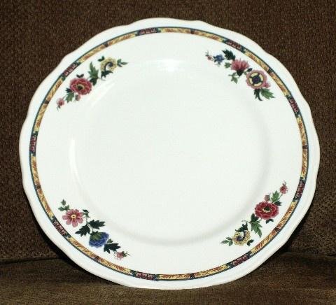 dating china plates