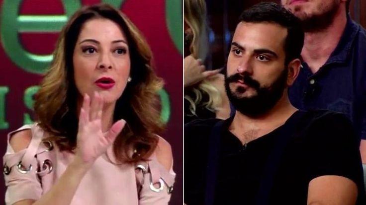 """Ana Paula Padrão discute com Marcelo e Dário em reunião do """"MasterChef"""""""