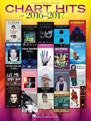 189 best sheet music images on pinterest piano pianos and the piano chart hits of songbook by hal leonard corp fandeluxe Images