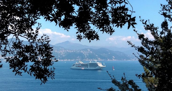 Silver Muse, Silversea, Portofino