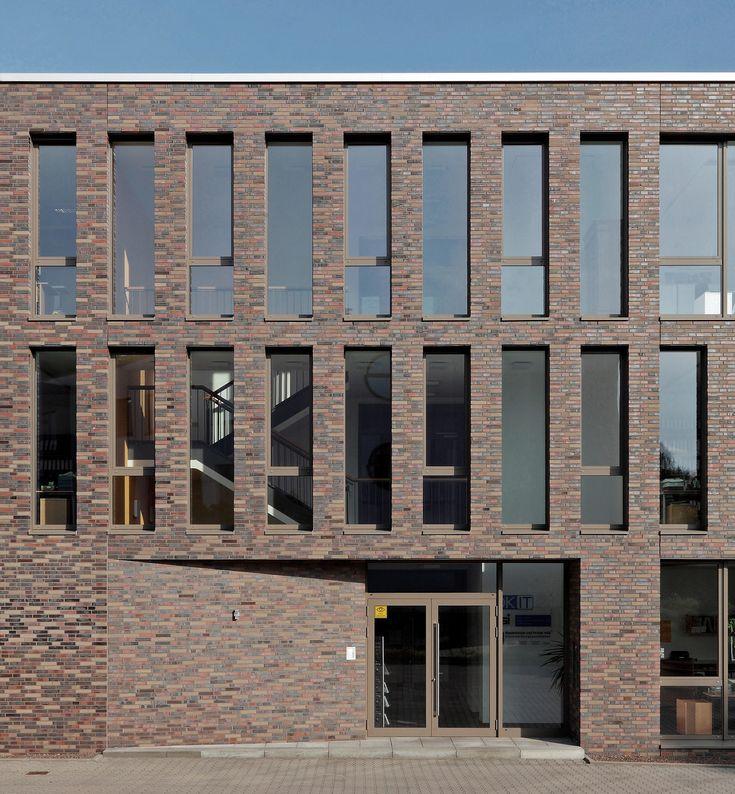 Bürogebäude Dortmund | Referenzen | Fassaden-Projekte | Klinkerwerk Hagemeister